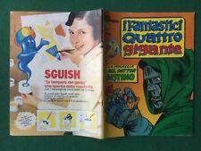 FANTASTICI 4 QUATTRO GIGANTE Serie Cronologica n.8 Ed Corno (1978) Fumetto