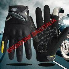 GUANTI MOTO ESTIVI SUOMY TOUCH SCREEN ENDURO CROSS FUORISTRADA TURISMO TRASPIRAN