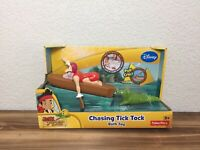 Disney Jake and the Neverland Pirates Bath Toy Chasing Tick Tock by Fisher Price