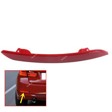 Rear Bumper Reflector Cover Red Left #63147301187 For BMW 3 Series F30 F31 F35
