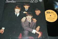 BEATLES 62-65 / Czech LP 1981 SUPRAPHON 11132957 ZD