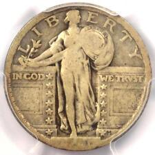 1921 Standing Liberty Quarter 25C - PCGS VG8 - Rare Date - Certified Coin!