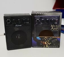 Dean Markley GT-1000 9V Battery Powered Micro Amp with Belt Clip