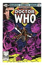 MARVEL PREMIERE featuring DOCTOR WHO  (VF ) CITY of the CURSED (FREE SHIPPING) *