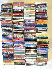 Lot of 20 Mystery Paperbacks ASSORTED, Personal Collection - Good Summer Reading