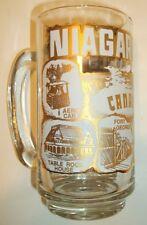 Niagara Falls Canada Coffee Mug Cup Glass~Vintage Souvenir~12 Ounce~Ships FREE