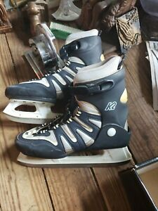K2 ice skates mens 12