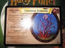 HARRY POTTER TCG CARD CHAMBER OF SECRETS VENOMOUS TENTACULA 88/140 UNCO MINT EN