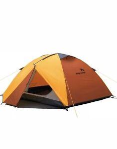 Easy Camp Ferien Zelt Quasar 300 cm / 3 Personen  Orange