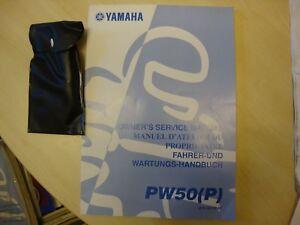 Yamaha PW50(P) Owners Service Manual