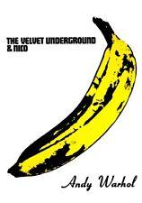 Andy Warhol - The Velvet Underground & Nico - Poster