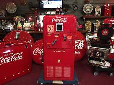 "1950's UNRESTORED ORIGINAL Vendorlator VMC 33 Coke Vending Machine ""Watch Video"""
