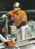 "*Baltimore Orioles-""Chris Davis"" /2017 Topps #95-/ *Mint BB Card- {125}"