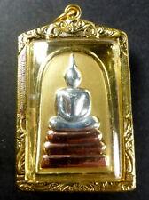 PHRA SOMDEJ BUDDHA AMULET WAT RAKHANG TEMPLE THAILAND GOLD SILVER COPPER