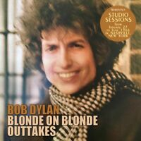 BOB DYLAN / BLONDE ON BLONDE OUTTAKES 2CD studio sessions 1966 NASHVILLE