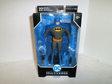 DC Multiverse Animated Batman Blue/Grey Action Figure by McFarlane Toys NIB