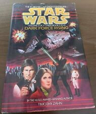 Star Wars Dark Force Rising Volume 2 HC 1992 First Edition First Printing