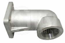 Yanmar 3JH2, 3JH3E, 3JH3 Stainless Exhaust Bend, Repl: 129170-13000