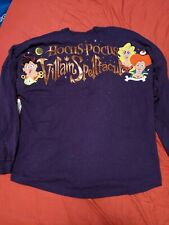 Disney Mickey's Not So Scary Halloween Party 2019 Spirit Jersey Xs Hocus Pocus