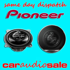 "PIONEER TS-G1030F 4"" INCH 10CM 210 WATT 3 WAY COAXIAL CAR VAN DOOR SPEAKERS"