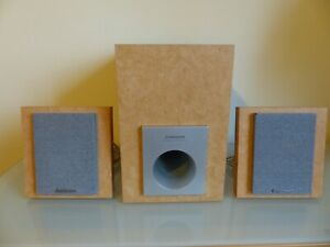 PIONEER XC L7 SET OF THREE SPEAKERS.   LOVELY CONDITION WORKING.