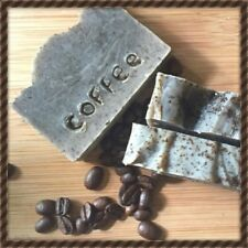1 X Anti Cellulite Coffee Exfoliating Soap, Natural, Handmade & Organic