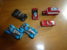 Lot de petites voitures Kinder Ferrero, série K