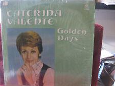 Caterina Valente - Golden Days (like new) vinyl LP PILPS 1975