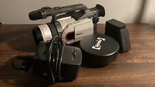 Canon Gl1 Camcorder With Fisheye And Extras !Read Description!