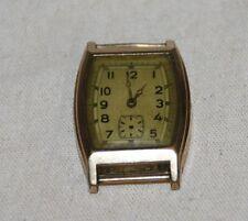 Armbanduhr eckig 30erJ. unisex Rodi Wienenberger/ R&W Anker Uhr