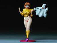 SCOOBY DOO SEXY VELMA || Custom Resin Model Kit Pin Up Figure/Statue 1/10 180mm
