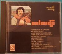 MEILLEURES CHANSONS DE..., LES - MOULOUDJI (CD) Ref 0132
