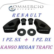 1x manopola regolazione sedile schienale Renault Kango Megan Trafic 2 pz dx + sx