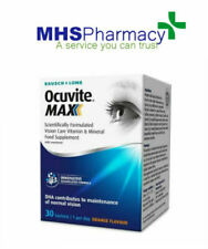 Ocuvite Max Eye Vitamin & Mineral Food Supplement - (30) Sachets - Bausch & Lomb