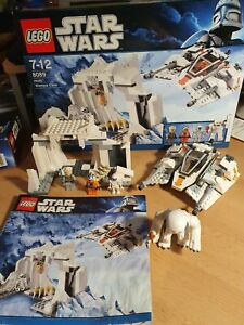 LEGO Star Wars Hoth Wampa Cave (8089)
