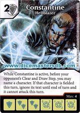 Constantine Hellblazer #137 - Justice League - DC Dice Masters