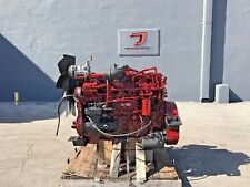 Cummins ISC-285 Diesel Engine (COMMON RAIL), S/N 46486015, CPL# 8728, 285HP