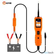KZYEE KM10 Car Circuit Tester Electrical System 12V 24V Volt Power Scan AVOmeter