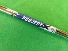 """Rifle Project X Precision 6.0 Stiff Flex Steel Iron Shaft Pull  35.75"""" / .355"""