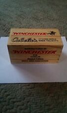 """Winchester 22Lr-Limited """"Cabela's"""" Edition Collector's Wood Box! ammo ammunition"""