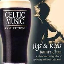 Boanns Clan : Celtic Jigs & Reels CD (2009)