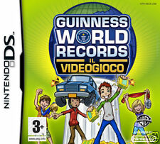 Videogame Guinness World Records NDS