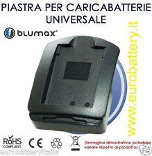 Piastra Ricambio BLUMAX Carica Batterie per CANON NB-3L NB-3LH IXUS L2 700 750