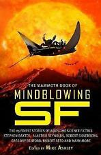 The Mammoth Book of Mindblowing SF (Mammoth Books), By Mike Ashley,in Used but A