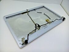 Sony Vaio Silver / White VPCEE31FX PCG-61611L LCD Top Back Cover Hinges Bezel 20