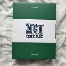 NCT Dream Back to School Kit (no member) all other inclusions included KPop