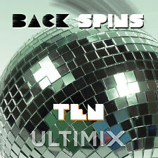 Back Spins 10 CD Ultimix Retro Mariah George Michael John Cougar Big & Rich