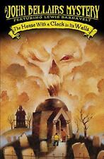 The House With A Clock In Its Walls by John Bellairs  SC new