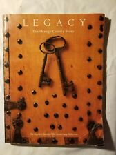 1980 LEGACY: THE ORANGE COUNTY STORY ~ REGISTER'S 75TH ANNIVERSARY PUBLICATION