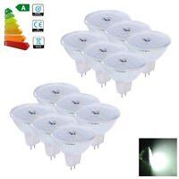4/10/20Pack MR16 3W 5W LED Light Bulbs Globe Spotlight SMD Warm White Lamp US